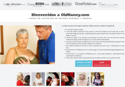 OldNanny (SiteRip) Image Cover