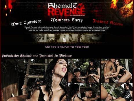 ShemaleRevenge (SiteRip)