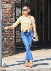 Reese Witherspoon - Out & About In Los Angeles (7/13/18)