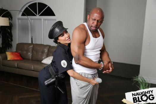 RK Prime - Lela Star: Bad Cop Black Cock (2018/HD) [OPENLOAD]