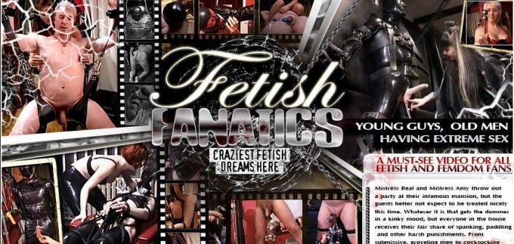 FetishSexFanatics (SiteRip)