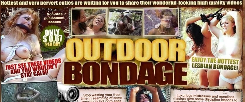 HotOutdoorBondage (SiteRip)