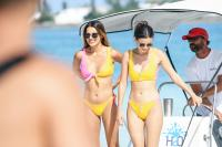 Victoria Justice | Bikini Photoshoot for Revolve Summer Event in Bermuda | July 17 | 19 pics