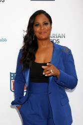 Laila Ali - 4th Annual Sports Humanitarian Awards in Los Angeles (7/17/18)