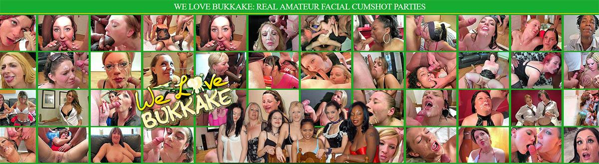 WeLoveBukkake (SiteRip) Image Cover