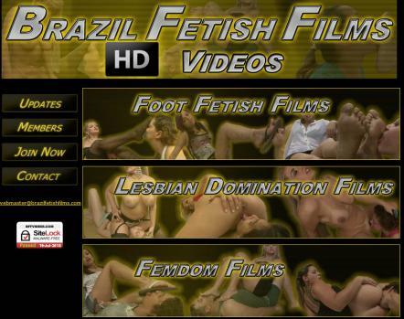 BrazilFetishFilms (SiteRip) Image Cover