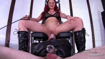 Wrong hole painful anal accidents_4565