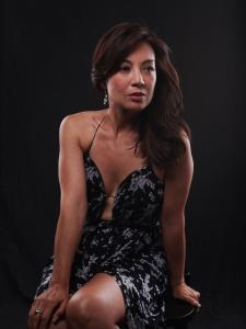 Ming-Na Wen - Variety Studio at Comic-Con in San Diego (7/21/18)