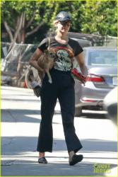 Jennifer Lawrence - Out in Beverly Hills 7/24/18