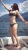Isabelle Fuhrman - Bikini Pics x 2 7/07/18