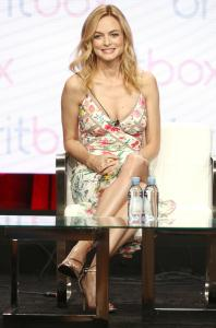 Heather Graham - Summer 2018 TCA Press Tour Day 2 in Beverly Hills (7/26/18)