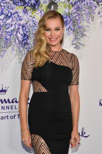 Rebecca Romijn - 2018 Hallmark Channel Summer TCA in Beverly Hills (7/26/18)