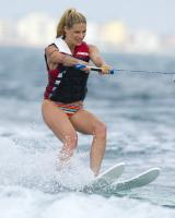 Michelle Hunziker (and her daughter) | Water Skiing in Milano Marittima | July 6 | 313 pics