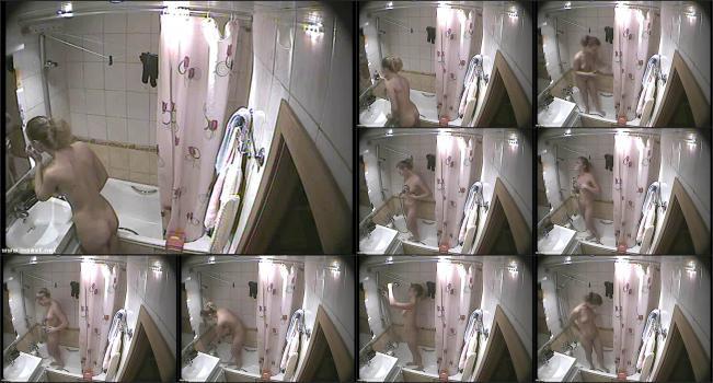 real hidden shower _165_