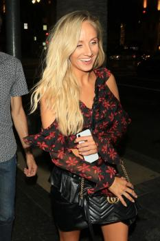 Nastia Liukin at Katsuya Hollywood 7/30/18
