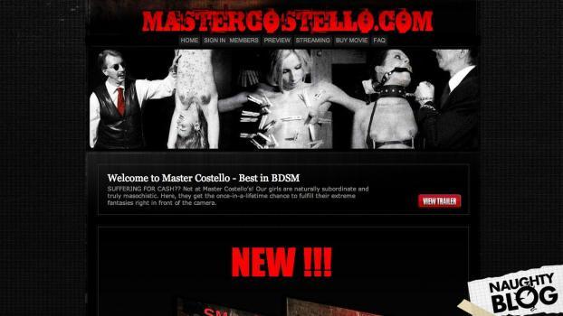 MasterCostello.com – SITERIP