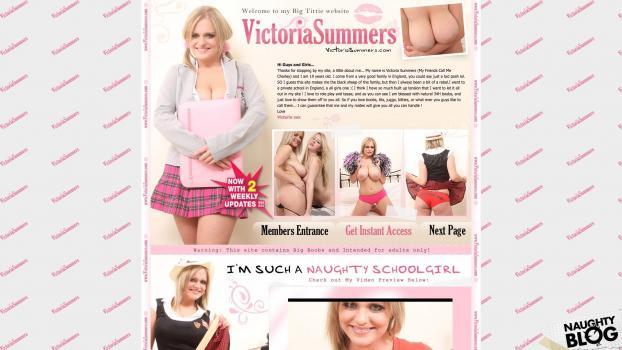 VictoriaSummers.com – SITERIP