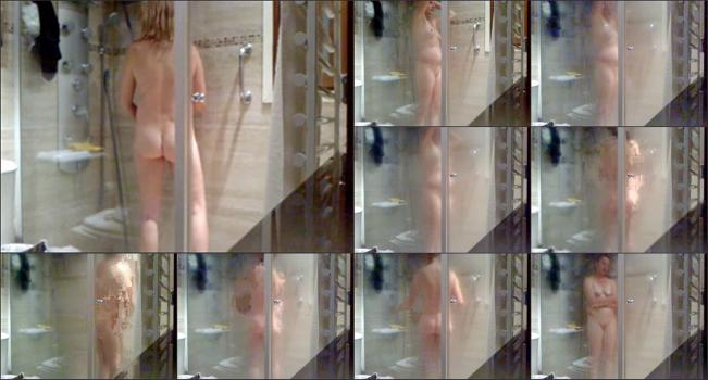 i caught my wife in shower
