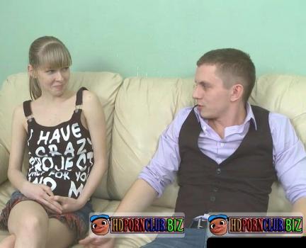 MyTeenVideo.com – Tina – Russian Teen Shy Sex [HD 720p]