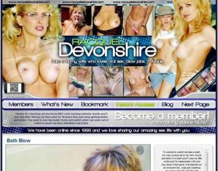 RacquelDevonshire (SiteRip) Image Cover