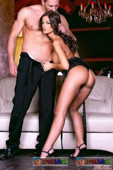 HollyRandall.com – Angelika Black and Nick Lang – Take Me Home Tonight [HD 720p]